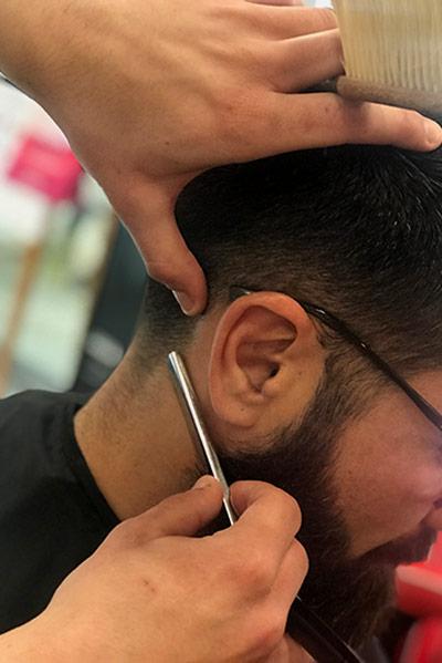 barberia port saplaya