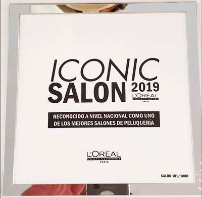 iconic salon loreal