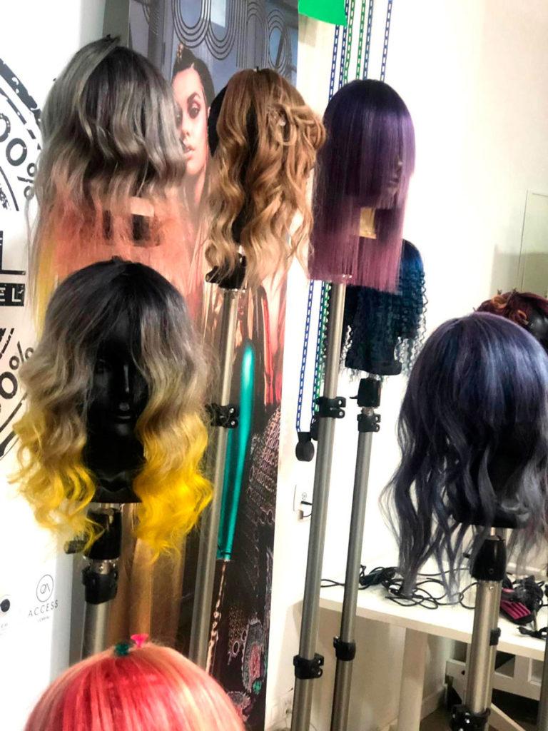 ¡Preparando la colección de peluquería de otoño! 2