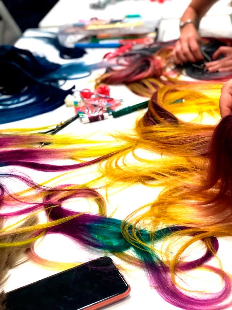 ¡Preparando la colección de peluquería de otoño! 6