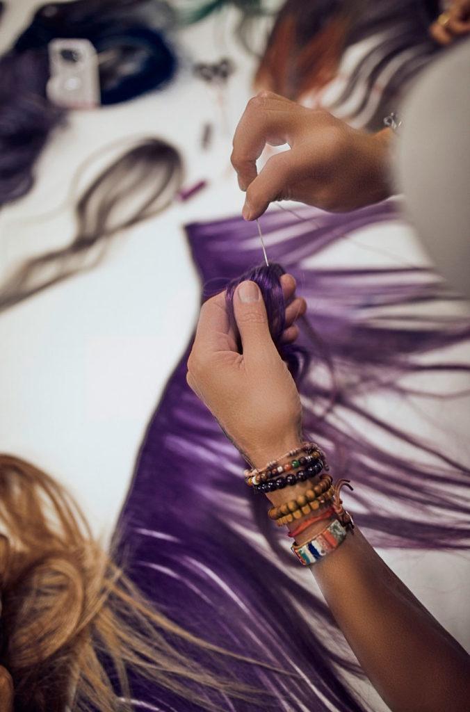 ¡Preparando la colección de peluquería de otoño! 9