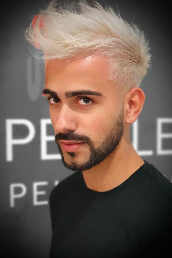 corte caballero jose perales peluqueros